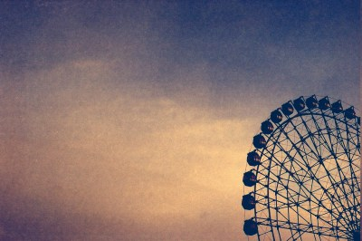 ferris Wheel, Vintage, Sky Wallpapers HD / Desktop and Mobile Backgrounds