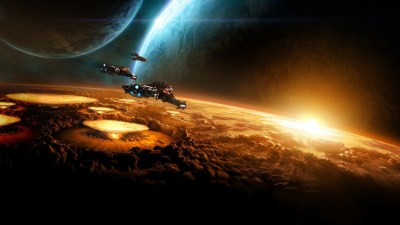StarCraft, Space, Battlecruiser Wallpapers HD / Desktop and Mobile Backgrounds
