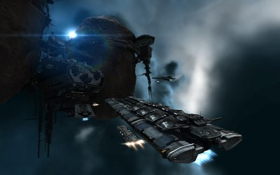 EVE Online, Space, Video Games, Spaceship Wallpapers HD / Desktop and Mobile Backgrounds