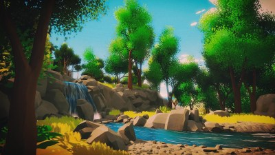 The Witness, Video Games, Artwork, PlayStation 4 Wallpapers HD / Desktop and Mobile Backgrounds