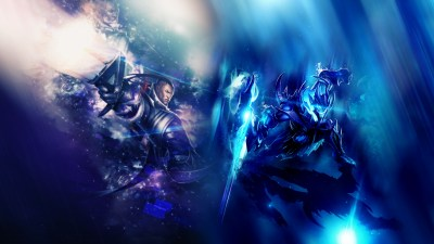 League Of Legends, Draven, Lucian Wallpapers HD / Desktop and Mobile Backgrounds
