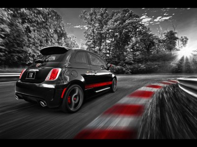 FIAT, Fiat 500 Abarth Wallpapers HD / Desktop and Mobile Backgrounds