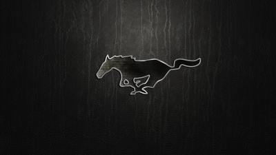 Ford Mustang, Logo Wallpapers HD / Desktop and Mobile Backgrounds