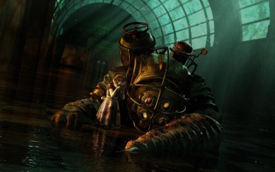 video Games, BioShock Wallpapers HD / Desktop and Mobile Backgrounds