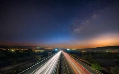 long Exposure, Road, Landscape Wallpapers HD / Desktop and Mobile Backgrounds