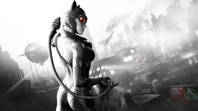 Batman: Arkham City, Catwoman Wallpapers HD / Desktop and Mobile Backgrounds