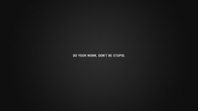 quote, Text, Minimalism, Work Wallpapers HD / Desktop and Mobile Backgrounds