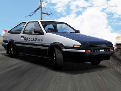 Toyota AE86, Initial D Wallpapers HD / Desktop and Mobile Backgrounds