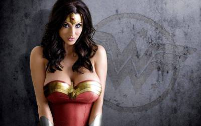Wonder Woman, Alice Goodwin, Cosplay, Photo Manipulation Wallpapers HD / Desktop and Mobile ...
