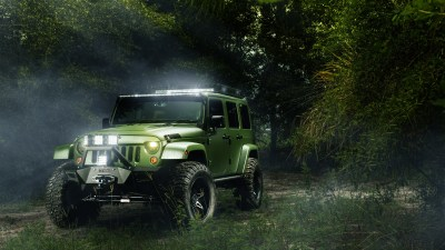 Jeep, Trees, Landscape, Off road, LED Headlight Wallpapers ...
