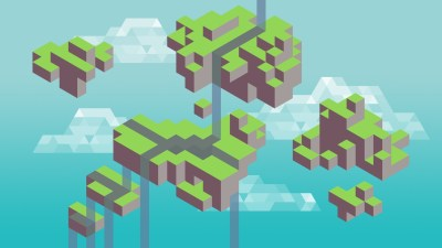 Minecraft, Minimalism Wallpapers HD / Desktop and Mobile Backgrounds