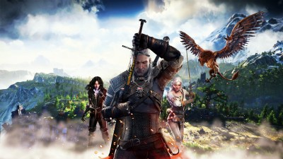 The Witcher, The Witcher 3: Wild Hunt Wallpapers HD / Desktop and Mobile Backgrounds