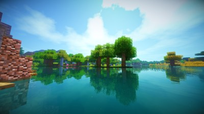 Minecraft, Shaders Wallpapers HD / Desktop and Mobile Backgrounds