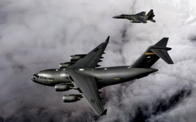 aircraft, US Air Force, C 17 Globmaster, F15 Eagle Wallpapers HD / Desktop and Mobile Backgrounds