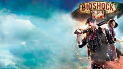BioShock, BioShock Infinite, Booker DeWitt, Elizabeth (BioShock) Wallpapers HD / Desktop and ...