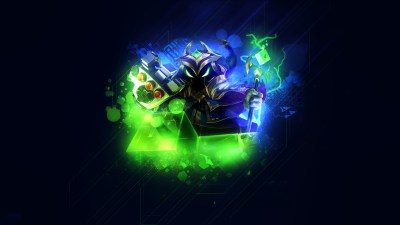 Veigar, League of Legends, APC, Arcade Wallpapers HD / Desktop and Mobile Backgrounds