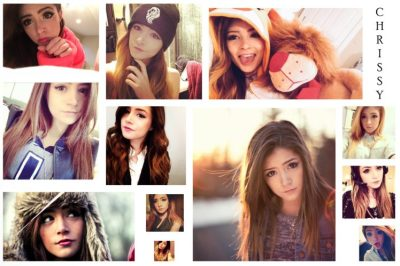 Chrissy Costanza, Collage, Singer, Against The Current, Music, Women, Brunette Wallpapers HD ...