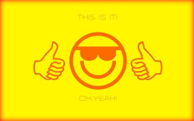 thumbs up, Smiley Wallpapers HD / Desktop and Mobile Backgrounds