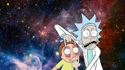 Rick and Morty, Fan art, Humor Wallpapers HD / Desktop and Mobile Backgrounds