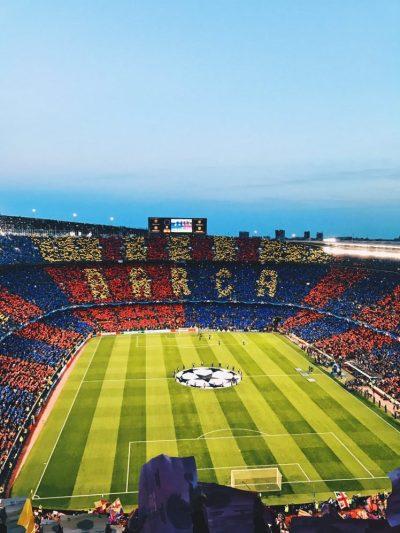FC Barcelona, Camp Nou, Soccer clubs, Soccer Wallpapers HD / Desktop and Mobile Backgrounds