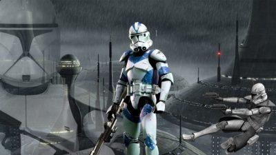 clone trooper, Star Wars Wallpapers HD / Desktop and ...