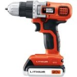 On sale:  Black & Decker LDX120C 20-Volt MAX Lithium-Ion Drill/Driver