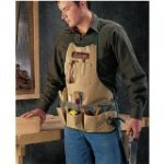 Discount:  Grizzly H2922 Carpenter's Bib Apron