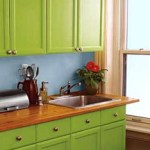Easy Cabinet Painting