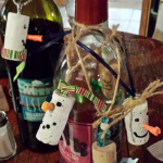Cork Crafts at the Winery