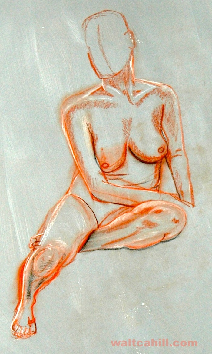 Life drawing csm 2