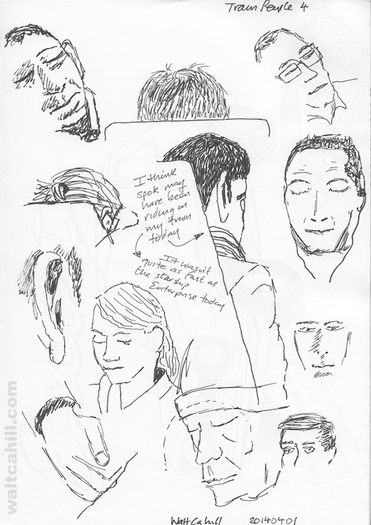 Train People #4