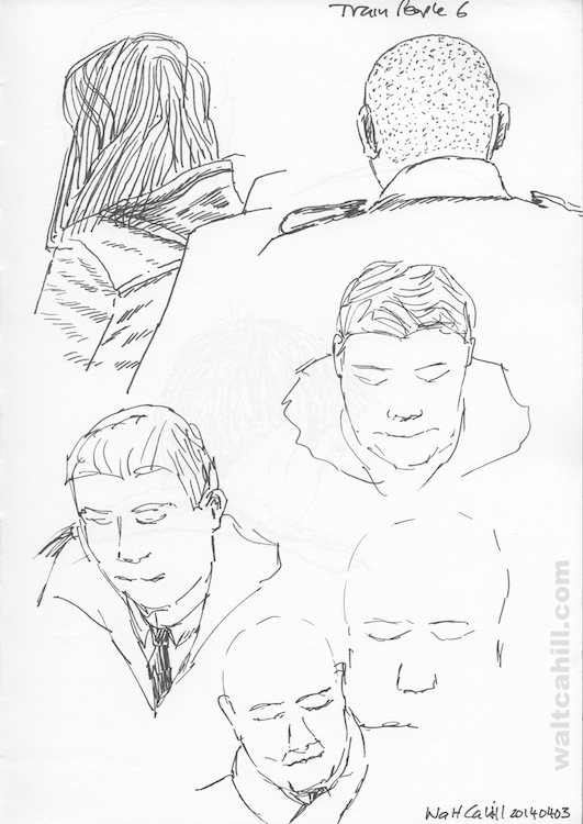 Train People #6