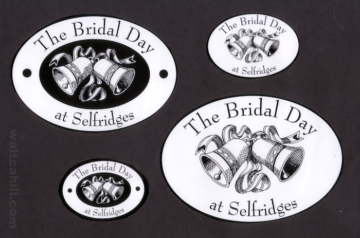 Wedding Bell and Ribbon Illustrations