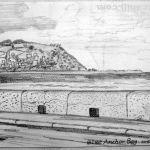 Anchor Bay, Somerset. 19880531