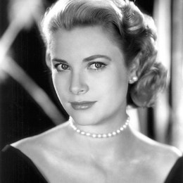 Oscar Award-winning actress Grace Kelly.