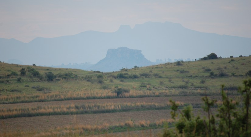 South Africa landscape, scenery, photography