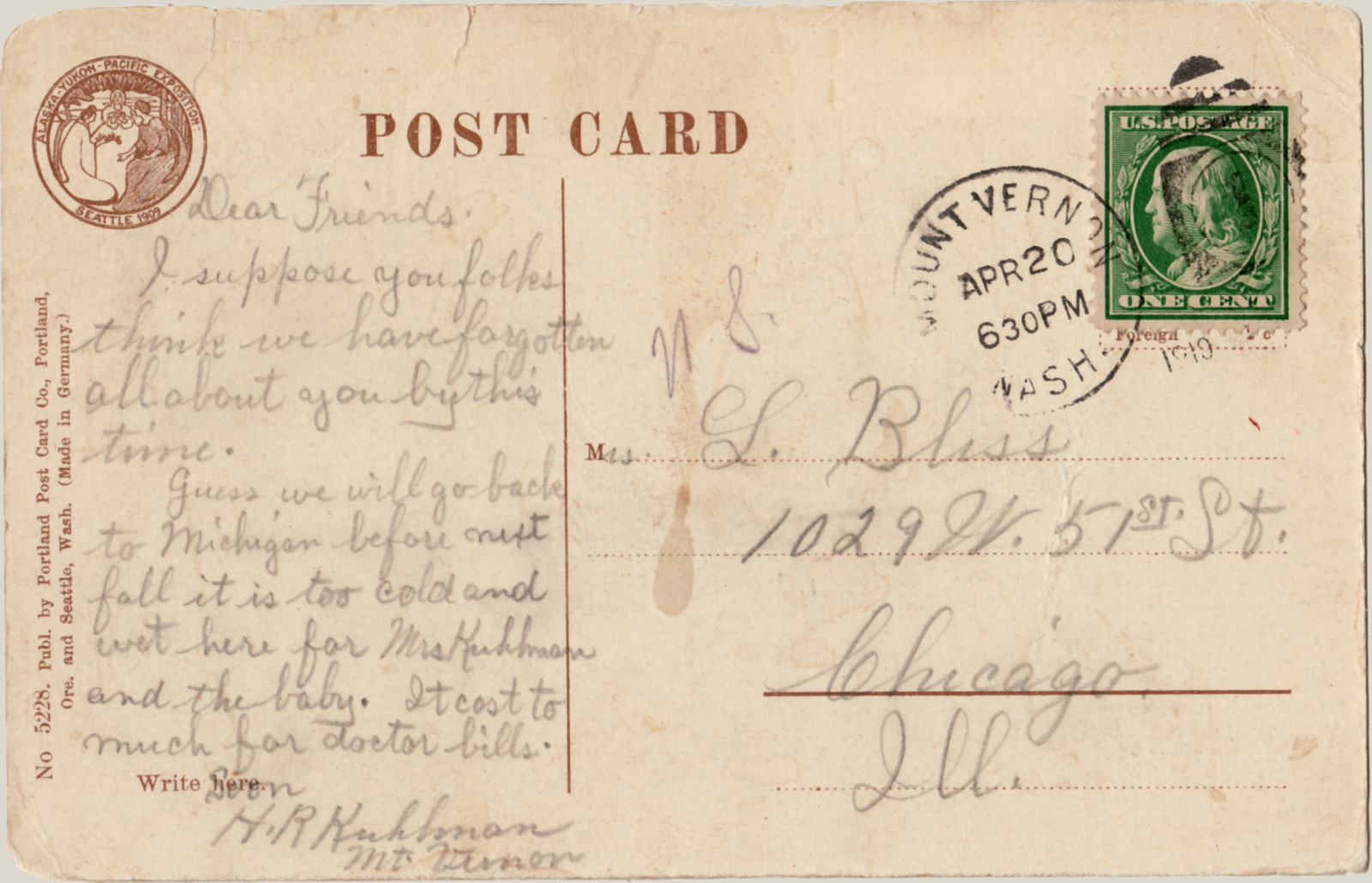 old postcard by rjdezigns - photo #17