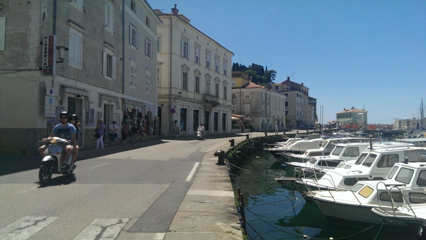 What to do in Slovenia, Piran