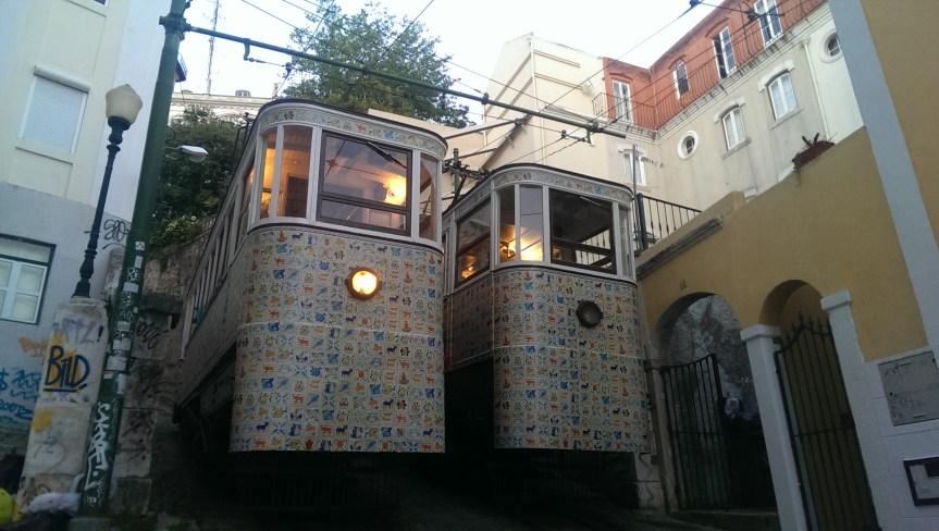 transport in Lisbon