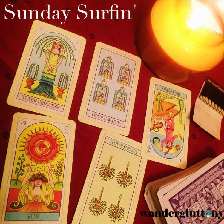 Sunday Surfin' Tarot