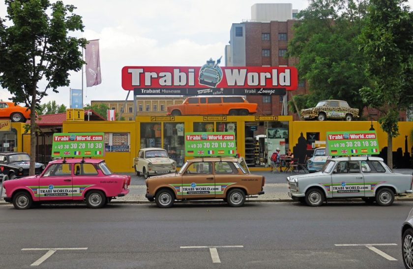 Trabi World Berlin