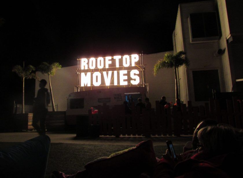 Rooftop Cinema, Perth, Australia