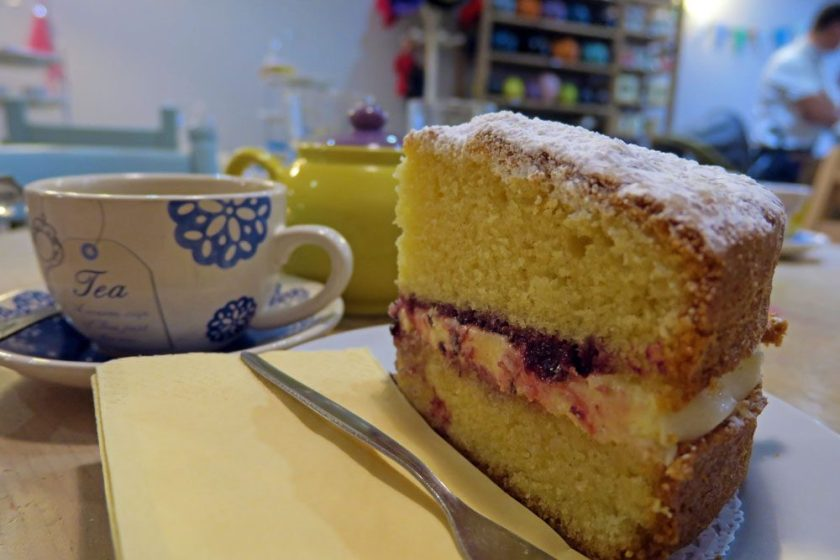 tea and cake english travel food closer to home