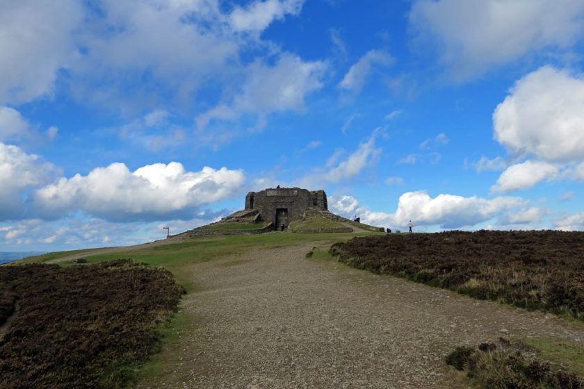 Jubilee tower moel famau travel closer to home
