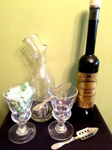 absinthe service for 2