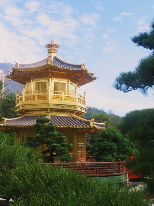 the soothing nan lian garden