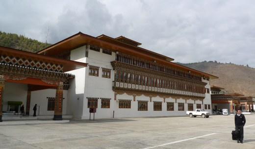 Bhutan I Wander