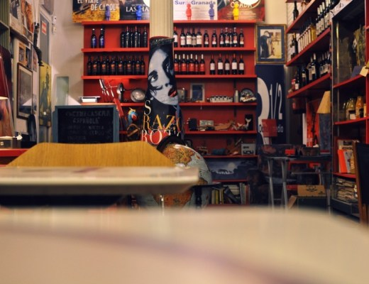 Cafes Workspace in Madrid || Wanderwings