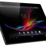 Ультратонкий планшет Sony Xperia Tablet Z на андроид 4.1- недостатки