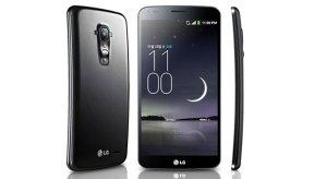 LG G Flex – интересный смартфон изогнутой формы